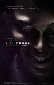 THE PURGE Trailer, Poster, and Images. THE PURGE Stars ...