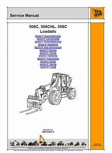 Downoad Jcb Loadalls 506c  506chl  508c Service Manual Pdf