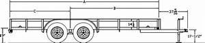 2019 Big Tex 50la Tandem Axle Utility Trailer