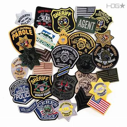 Patches Hdg Patch Enforcement Law Tactical Custom