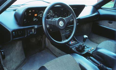bmw supercar interior name that shifter no 30 bmw m1 car and driver blog