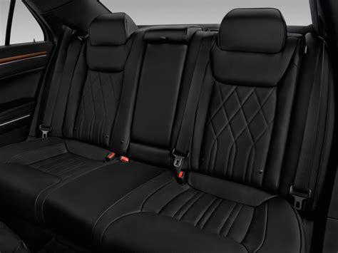 image  chrysler   platinum rwd rear seats