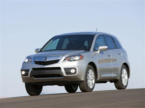 2007 acura rdx suv specifications pictures prices