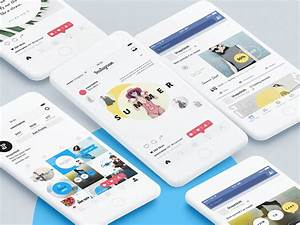 25+ Free Social Media Mockups & Templates – Nastya Esina