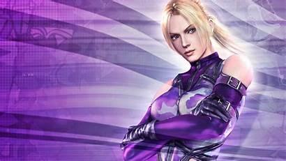 Tekken Nina Williams Tag Tournament Wallpapers Desktop