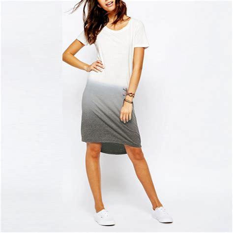 t shirt dresses summer style 2016 casual t shirt dress brand stylish