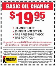 valvoline oil change coupons printable 2018