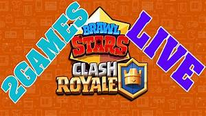 Clash Royale and Brawl Stars Live - Multitasking to the ...