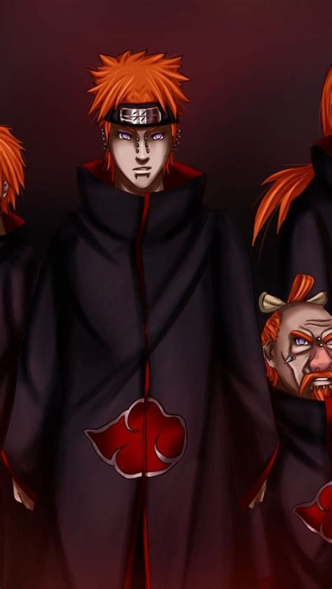 naruto pain wallpapers top  naruto pain backgrounds