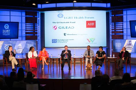 Experts Talk Health And Religion At Lgbt Forum Gw Today The George Washington University