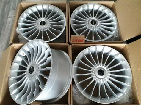 """About 0% of these are passenger car wheels, 2% are car video, and 8% are car steering wheel. NEW 19"""" INCH ALLOYS MERCEDES TURBINE FAN BLADES CONCAVE W212 AMG E CLASS SALOON ESTATE ALLOY ..."""