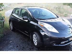 Nissan Leaf Occasion : voiture lectrique occasion nissan leaf 24 kwh nissan leaf visia 24kwh occasion ~ Medecine-chirurgie-esthetiques.com Avis de Voitures