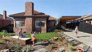 1960s Brick House Gets Huge Makeover Inspired By Camping Trips