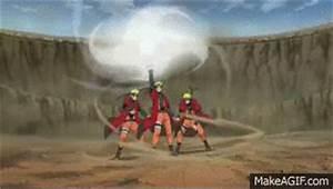 Wind Style: Rasenshuriken Gif by Sag-Naruto on DeviantArt