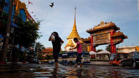 Photos Heavy Flooding In Thailand