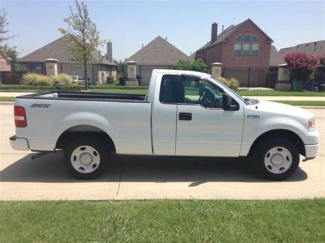 purchase   ford   stx standard cab pickup
