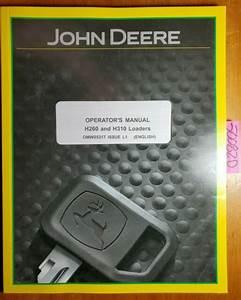 John Deere H260 H310 Loader For 6430 H260 H310 5115m 5101e