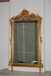 Miroir Ancien Pas Cher : grand miroir ancien pas cher maison design ~ Teatrodelosmanantiales.com Idées de Décoration