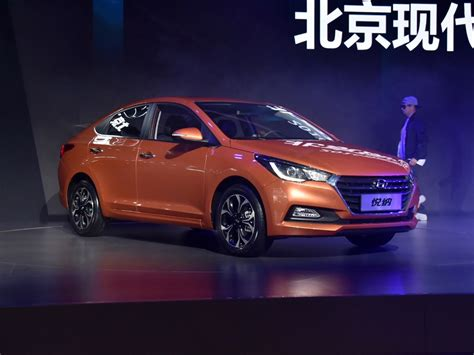 New Hyundai Verna Revealed In China, India Arrival In 2017