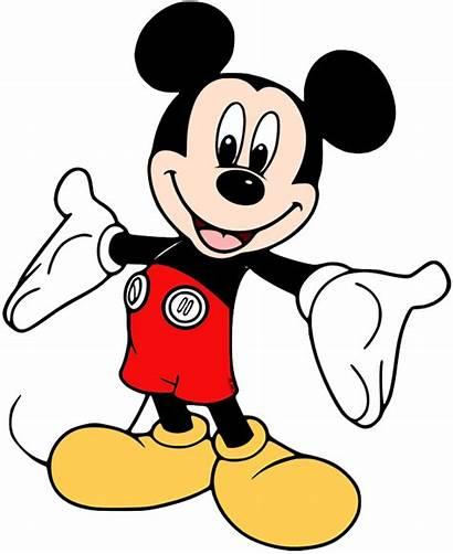 Mickey Mouse Arms Clip Open Disneyclips Disney
