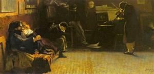 Lionello Balestrieri, Listening to Beethoven (1900 ...