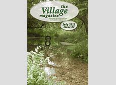 Back Issues – The Village Magazine