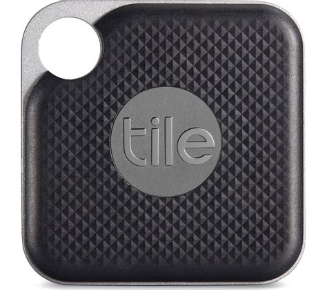 Buy Tile Bluetooth by Buy Tile Pro Bluetooth Tracker Black Free Delivery