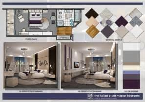 home design board angelo aguilar interior design portfolio the italian plum master bedroom