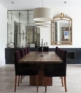 Miroir Salle A Manger : miroir salle manger espace quilibre nergie ~ Teatrodelosmanantiales.com Idées de Décoration