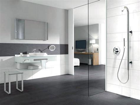 Grau Weißes Bad by Badezimmer Weiss Grau