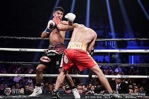 Mikey Garcia vs. Sergey Lipinets - Results » Boxing News