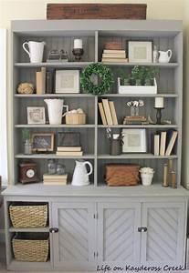 diy bookshelf makeover on summerhill