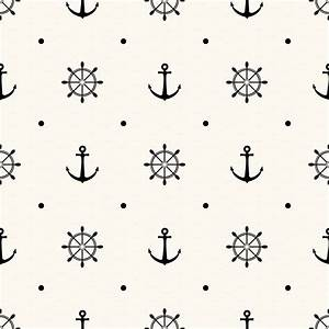 10 Anchor monochrome patterns | Monochrome pattern and ...