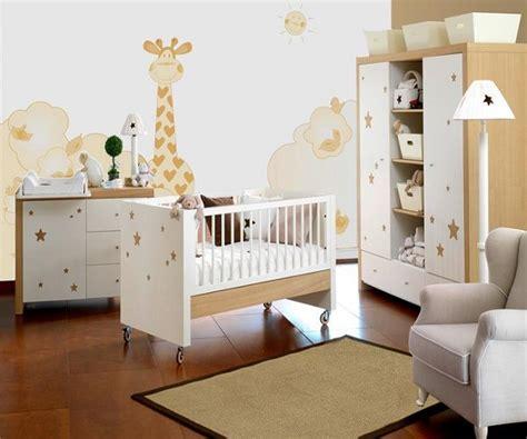 déco jungle chambre bébé déco girafe chambre bebe
