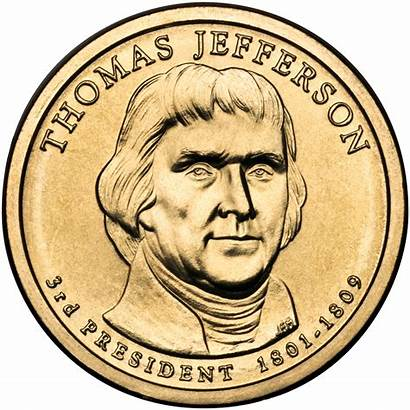 Dollar American Many Jefferson Changes Thomas Coin