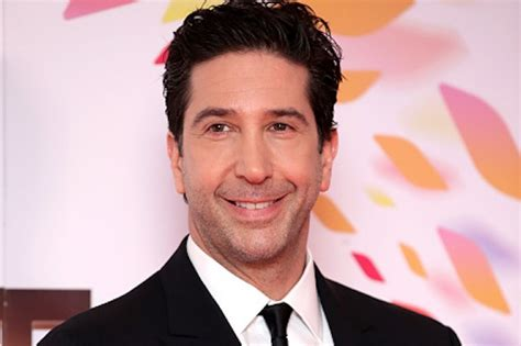 David schwimmer is heading back to tv. NEW Movies: Friends star David Schwimmer clarifies whether Ross and Rachel were really on a break