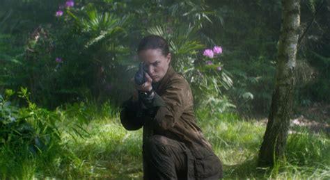 Natalie Portman Stars In Brilliant