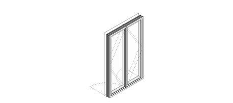 dynamic architectural windows doors  aluminum windows bim objects families