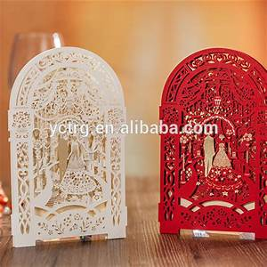 2016 new 3d laser cut wedding invitation card buy With 3d wedding invitations indian