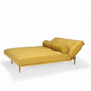 canape lit clic clac haut de gamme With tapis bébé avec canapé lit design luxe