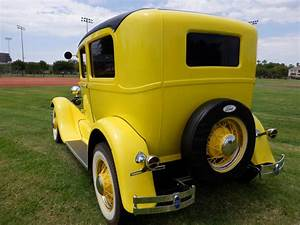 1929 Ford Model A All