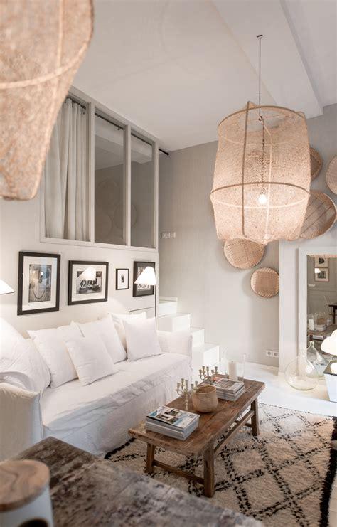 appartement blanc  maison hand lyon decoration