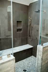bathroom walk in shower designs custom shower options for a bathroom remodel design
