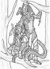 Coloring Alien Vs Predator Colouring Adult Female Drawings Yautja Version Sketch Deviantart Warrior Ronniesolano Drawing Colorear Depredador Bender18 Pencil Cool sketch template