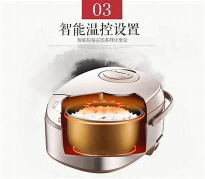 Midea Cooker Mb Rice Slow Multi Steamer