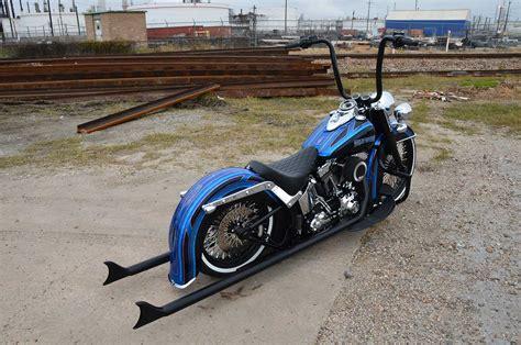 Travis Bielert's Harley-Davidson Softail DeLuxe