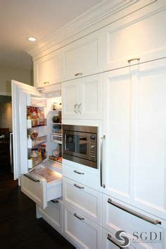 kitchen floors and cabinets panel ready ge monogram 30 quot refrigerator our new 4868