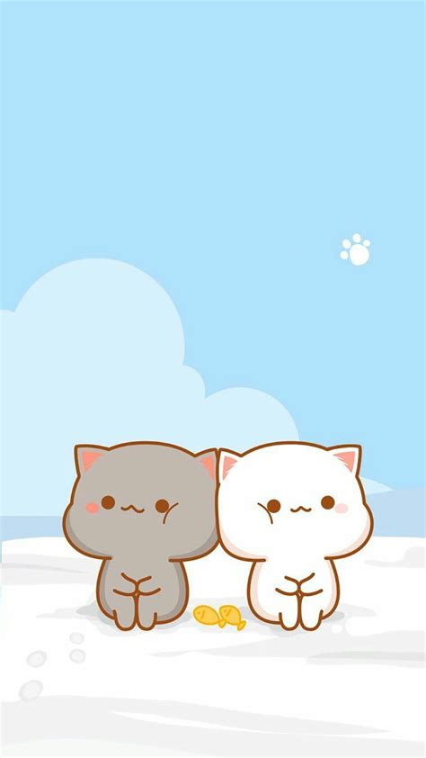 kawaii cute background wallpaper  kawaii