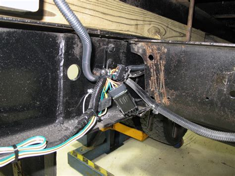 vehicle wiring harness   pole flat trailer