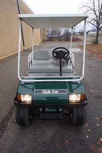 Club Car - Turf 2 Carryall With Power Dump Box